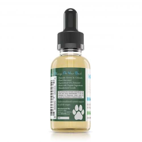 WAAYB Organics Pets 600mg_Left