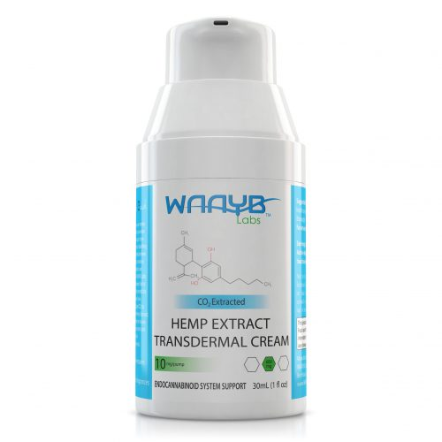 WAAYB_Transdermal Cream_600mg_Front