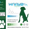 WAAYB 100mg CBD for Pets