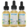 WAAYB Organics USDA Certified Organic Lemon CBD Oil