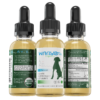 WAAYB Organics USDA Certified Organic CBD Oil for Pets